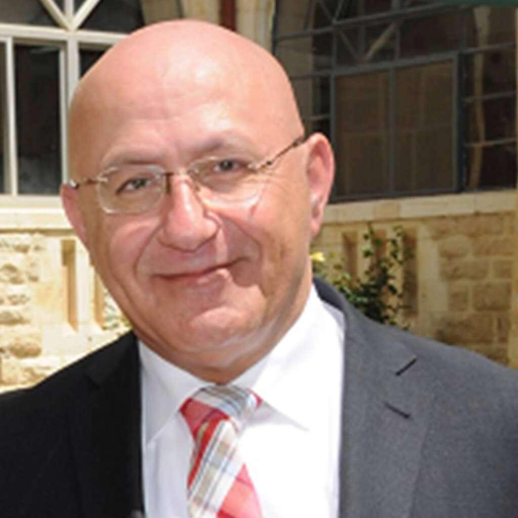 Dr Waleed Nammour PSD Board Member