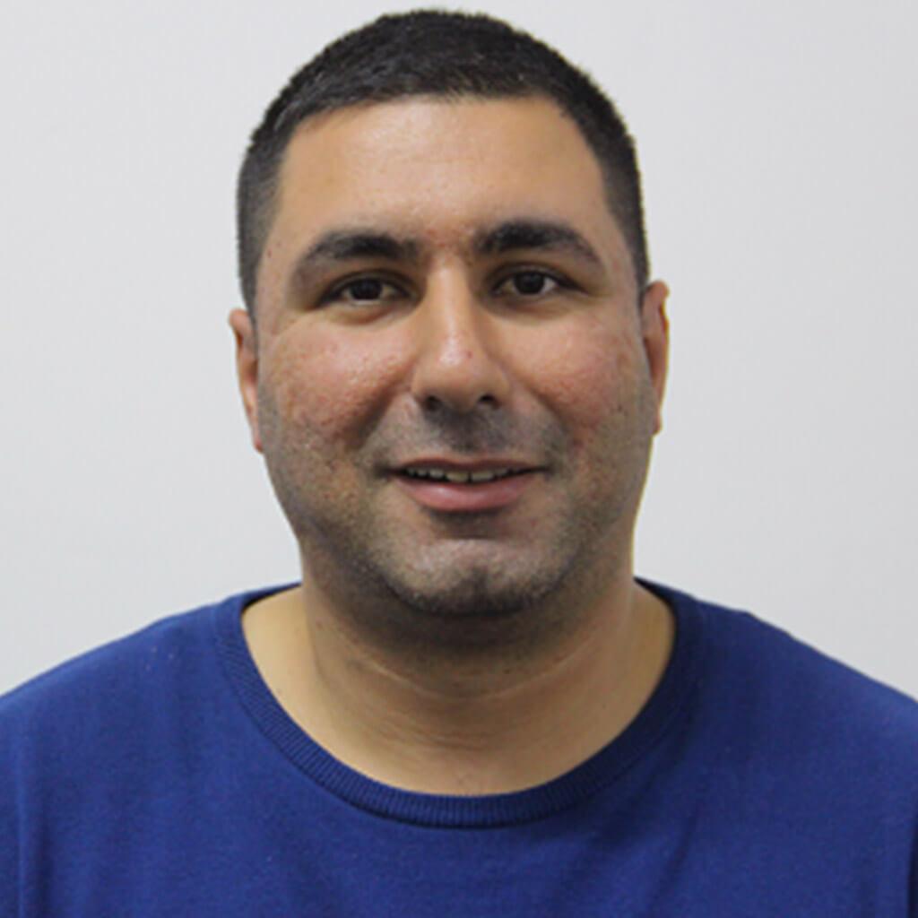 Khalid Mansour PSD Staff