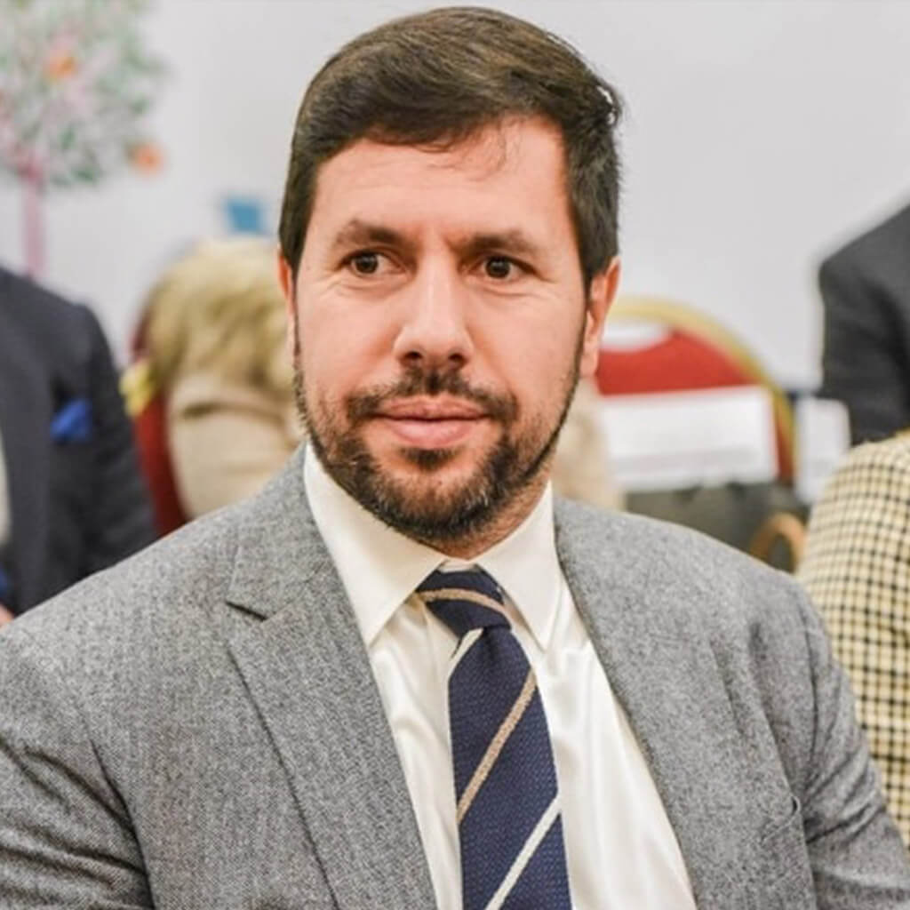 Mohammed Khateeb PSD Board Member