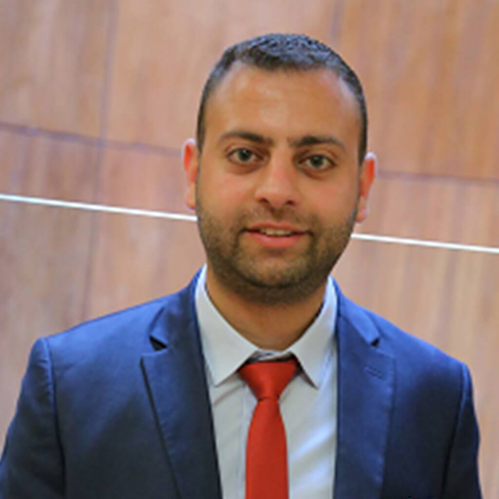 Mohammed Odeh PSD Staff