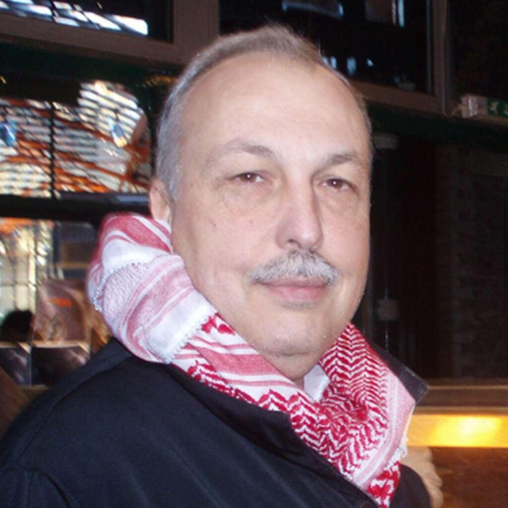 Nafez Husaini PSD Board Member