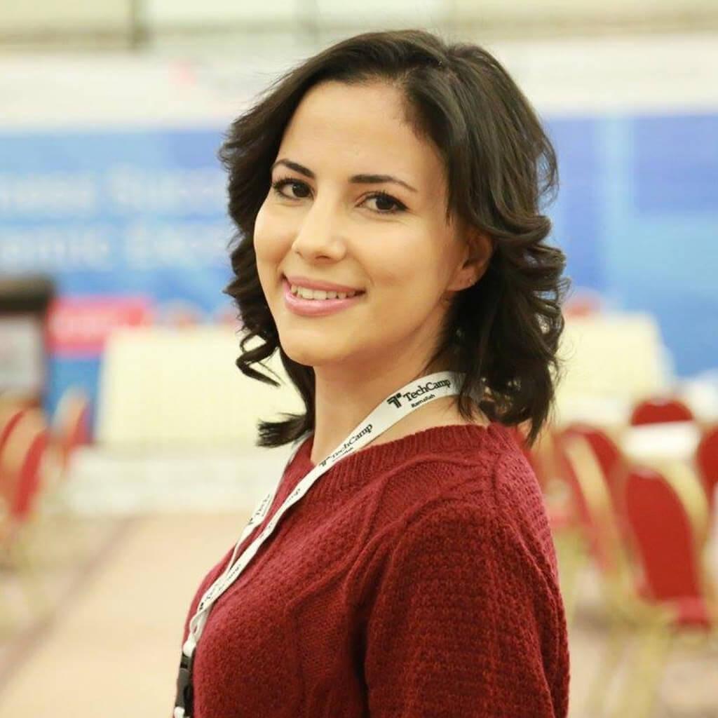 Salwa Abu Qubo PSD Staff